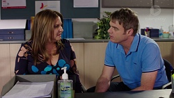 Terese Willis, Gary Canning in Neighbours Episode 7651