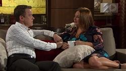 Paul Robinson, Terese Willis in Neighbours Episode 7651