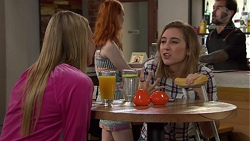 Xanthe Canning, Piper Willis in Neighbours Episode 7651