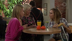 Xanthe Canning, Sheila Canning, Piper Willis in Neighbours Episode 7652