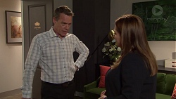 Paul Robinson, Terese Willis in Neighbours Episode 7652