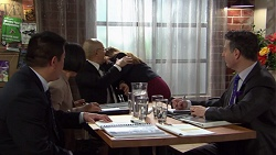 Goro Shimura, Terese Willis in Neighbours Episode 7652