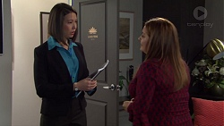 Jasmine Udagawa, Terese Willis in Neighbours Episode 7653