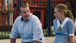Toadie Rebecchi, Willow Somers in Neighbours Episode 7653