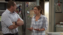 Toadie Rebecchi, Amy Williams in Neighbours Episode 7653