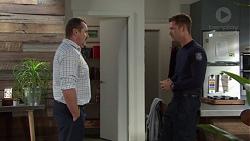 Toadie Rebecchi, Mark Brennan in Neighbours Episode 7653