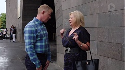 Clive Gibbons, Sheila Canning in Neighbours Episode 7653