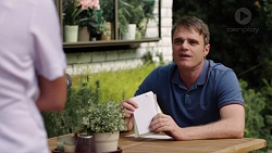 Gary Canning in Neighbours Episode 7653