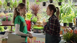 Willow Somers, Sonya Rebecchi in Neighbours Episode 7653