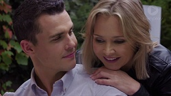 Jack Callaghan, Steph Scully in Neighbours Episode 7654