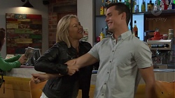 Steph Scully, Jack Callaghan in Neighbours Episode 7654