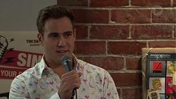 Aaron Brennan in Neighbours Episode 7654