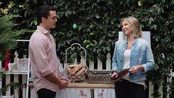 Jack Callaghan, Steph Scully in Neighbours Episode 7655