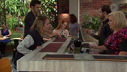 Piper Willis, Sheila Canning in Neighbours Episode 7655