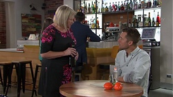 Sheila Canning, Mark Brennan in Neighbours Episode 7656