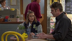 Piper Willis, Gary Canning in Neighbours Episode 7656
