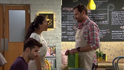 Yashvi Rebecchi, Shane Rebecchi in Neighbours Episode 7657
