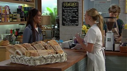 Mishti Sharma, Xanthe Canning in Neighbours Episode 7658