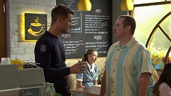 Mark Brennan, Toadie Rebecchi in Neighbours Episode 7658