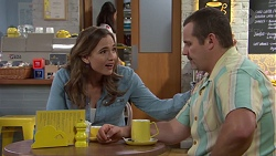 Amy Williams, Toadie Rebecchi in Neighbours Episode 7658