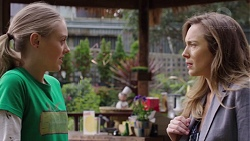 Willow Bliss, Sonya Mitchell in Neighbours Episode 7660