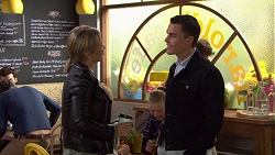 Steph Scully, Jack Callaghan in Neighbours Episode 7660