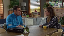 Aaron Brennan, Sonya Mitchell in Neighbours Episode 7660