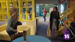 Steph Scully, Paige Smith in Neighbours Episode 7661