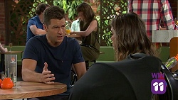 Mark Brennan, Paige Smith in Neighbours Episode 7661