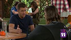 Mark Brennan, Paige Novak in Neighbours Episode 7661