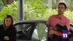 Terese Willis, Nick Petrides in Neighbours Episode 7661