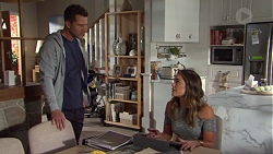 Mark Brennan, Paige Novak in Neighbours Episode 7662