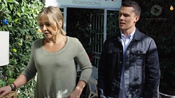 Steph Scully, Jack Callahan in Neighbours Episode 7662