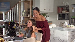 Paige Smith, Elly Conway in Neighbours Episode 7662