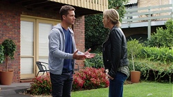 Mark Brennan, Steph Scully in Neighbours Episode 7662