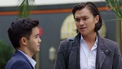 David Tanaka, Leo Tanaka in Neighbours Episode 7662