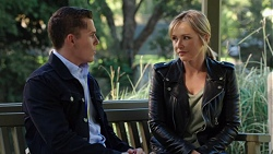 Jack Callaghan, Steph Scully in Neighbours Episode 7662