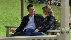 Jack Callahan, Steph Scully in Neighbours Episode 7662