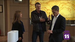 Terese Willis, Gary Canning, Paul Robinson in Neighbours Episode 7663