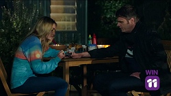 Xanthe Canning, Gary Canning in Neighbours Episode 7663