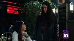 Kirsha Rebecchi, Yashvi Rebecchi in Neighbours Episode 7663