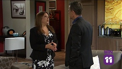 Terese Willis, Paul Robinson in Neighbours Episode 7663