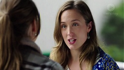 Amy Williams, Sonya Rebecchi in Neighbours Episode 7664