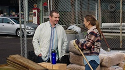 Toadie Rebecchi, Amy Williams in Neighbours Episode 7664