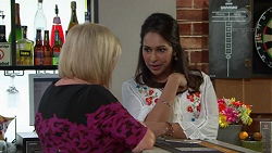 Sheila Canning, Dipi Rebecchi in Neighbours Episode 7664