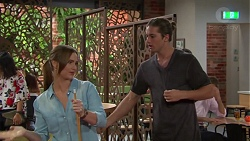 Amy Williams, Tyler Brennan in Neighbours Episode 7664