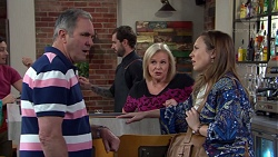 Karl Kennedy, Sheila Canning, Sonya Mitchell in Neighbours Episode 7664