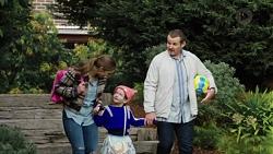 Sonya Rebecchi, Nell Rebecchi, Toadie Rebecchi in Neighbours Episode 7664