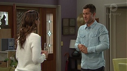 Elly Conway, Mark Brennan in Neighbours Episode 7664