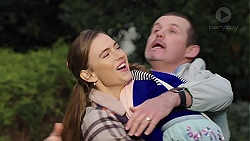 Amy Williams, Nell Rebecchi, Toadie Rebecchi in Neighbours Episode 7665
